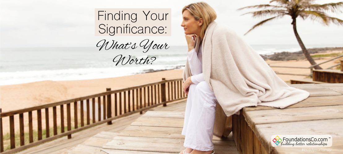 Finding Your Significance: What's Your Worth?