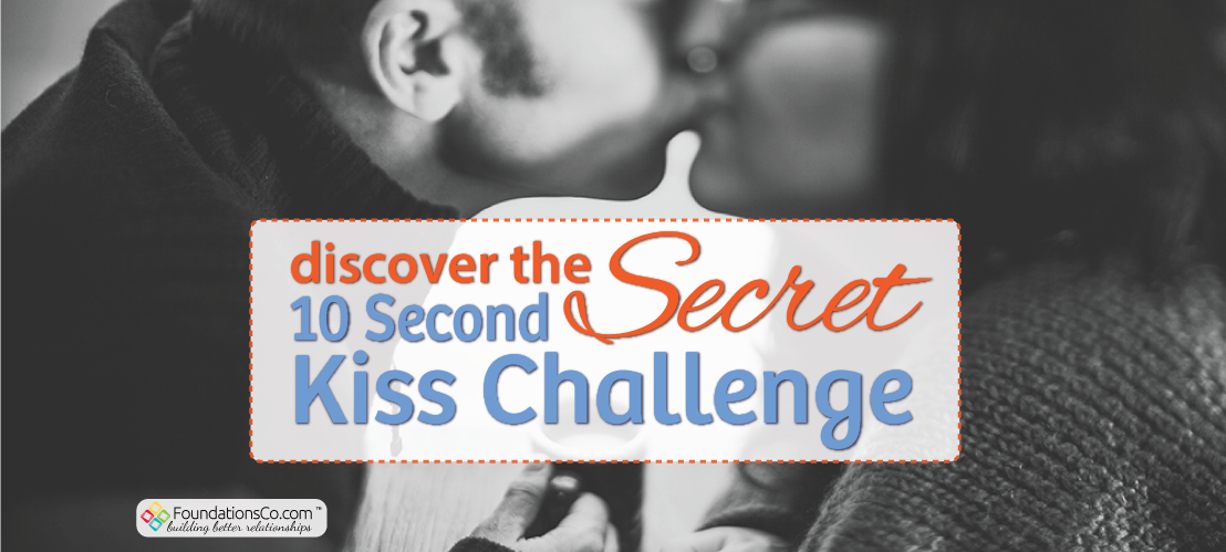 10 Second Kiss Challenge